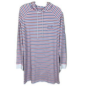 Vineyard Vines Graphic Long Hoodie Tee